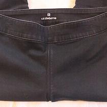 Liz Claiborne Black Skinny Jeans Sz. Xl Photo