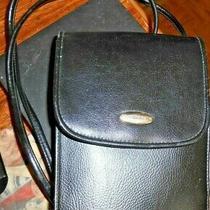 Liz Claiborne Black Wallet Messenger Bag Style Purse Photo