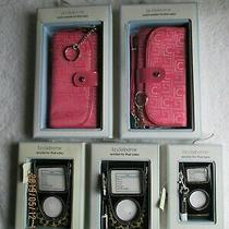 Liz Claiborne Clutch Wristlet Ipod Nano Lot of 5 Pink Leopard Black Newwithtag Photo