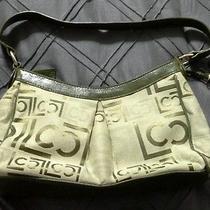 Liz Claiborne Green Handbag Photo