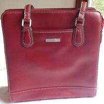 Liz Claiborne Handbag Red Photo
