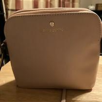 Liz Claiborne Monica Blush/pink Crossbody Messenger Purse Bag. Photo