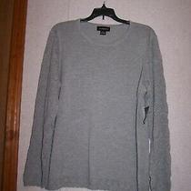 Liz Claiborne (New With Tags) Winter Blush - Long Sleeve Sweater Size Xl Photo