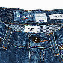 Liz Claiborne Petite American Classic Fit Tapered Leg Jeans 2r Perfect Shape Photo