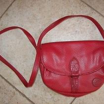 Liz Claiborne Red Purse Photo
