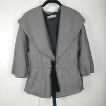 Liz Claiborne Women's Houndstooth Blazer Jacket Size S Photo