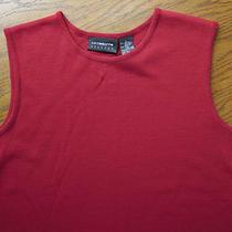 Liz Claiborne Women's Red Dress (L) Photo