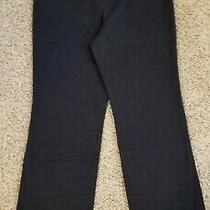 Liz Claiborne Womens Black Dress Pants Size 8 Euc Photo
