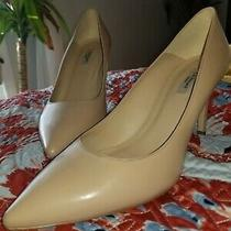 Lk Bennett Beige Heels Size 40. These Heels Are New With Out the Box.  Photo