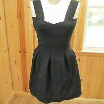 Lm Lulu Patricia Forgeal Bodycon Dress Black Super Stretchy  Photo