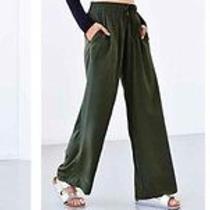 Lna Silk Wide Leg Pant  Photo