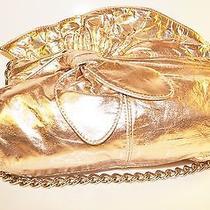 Loeffler Randall Gold Handbag Photo