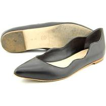 Loeffler Randall Milla Women Us 7 Black Flats Pre Owned  1312 Photo