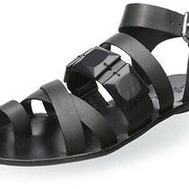 Loeffler Randall Women's Strappy Sandal With Toe Ring - Floor Model Photo
