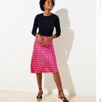 Loft Bloom Midi Skirt M Photo