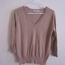 Loft Sweater Blush Size Small Photo