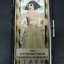 Lolly Lu-- Pms It's the Only Time of the Month I Can Be Myself Compartment Case Photo