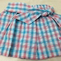 Lolly Wolly Doodle Skort (Skirt-Shorts) Cute and Trendy Sz 4 Photo