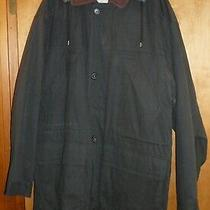 London Fog Campbell Winter Coat Removable Liner & Hood Thinsulate Mens Size Xl Photo