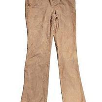 London Jean Women's Tan Christie Fit Corduroy Pants Size 30 Photo