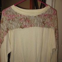 Long Sleeve Lace Top Photo