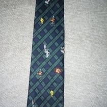 Looney Tunes Mania   Men's Tie Bugs Bunny  and Others   Photo