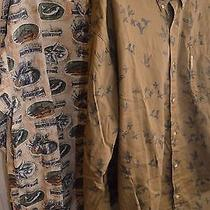 Lot (2) Columbia Fishing & Hunting Birds/fish Long Sleeve Shirts Xxl (2xl) Photo
