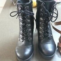 Lot 2 Shoes - Guess and Charlotte Russe Size 7  Photo