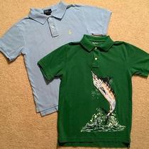 Lot 2 Size 8 10 Polo  Gap Collar Shirts  Photo