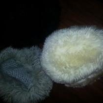 Lot 3 Fur Hats Saks Fifth Avenue Bonwit Teller Tuscan Lamb Fur Italy Post-Wwii Photo