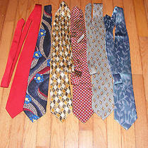 Lot 6 Men's Ties
