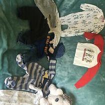 Lot8 0-3 Mo Baby Clothes Boy Wrangler Baby Gap Carters Zara Mini 11 Pc Photo