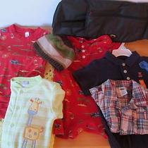Lot Baby Boy 3m - 18m Gymboree Old Navy Baby Gap Carters Blanket Diaper Changer Photo