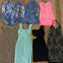 Lot Dresses and Rompers Forever 21 Boulee Olivaceous Topshop Small Photo