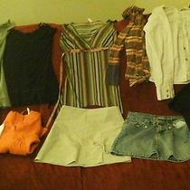 Lot of 10 Items of Junior Clothes Size Large Photo