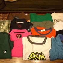 Lot of 14 Sz M Elements and Other Name Brand  Shirts  Photo