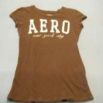 Lot of 2 Aeropostale T Shirts Size Small Photo