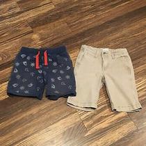 Lot of 2 Boys Shorts Size 7t Sovereign Codes and Hudson in Euc Photo
