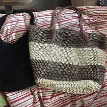 Lot of 2 Purses Great Condition One Is Old Navy Other Is the Sak Photo