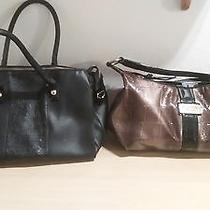 Lot of 2 Vera Wang ( Simply Vera) & Forever 21 Handbag/purse Nwot Faux Leather Photo