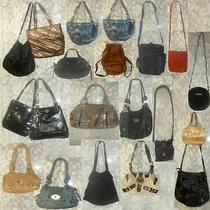 Lot of 20 Handbags/clutches/coach Bags1 Big Laptop Messenger  Photo