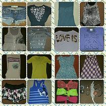 Lot of 20junior Clothing Xssmall Med Daytrip American Eagle Express & More. Photo