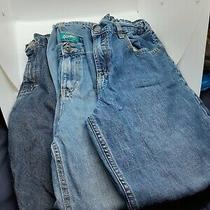 Lot of 3 Boys 14 Husky Jeans Shorts & Pants Gap Kids and Old Navy Photo