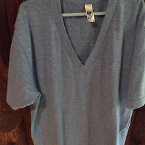 Lot of 3 Cotton T-Shirts. Size S. American Apparel Tee Shop h&m. Summer Sale Photo