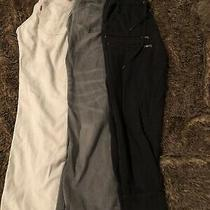 Lot of 3 Jeans Jogger 28 X 30 Xs White  Grey Levis Asos Express Photo