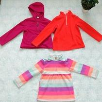 Lot of 3 Old Navy Children's Place Girl's Sweaters Size 5 Photo
