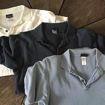Lot of 3 Patagonia Collared Shirts Size Small Photo