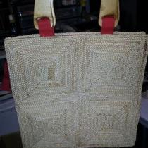 Lot of 3 Wicker Purses Photo