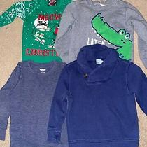 Lot of 3t Boys Tops (Old Navy Carters Well Worn Baby Gap) Photo