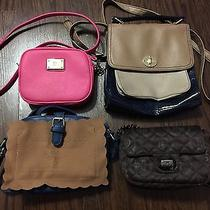Lot of 4 Crossbody Bags Victorias Secret Pink  ny&c and Others Photo